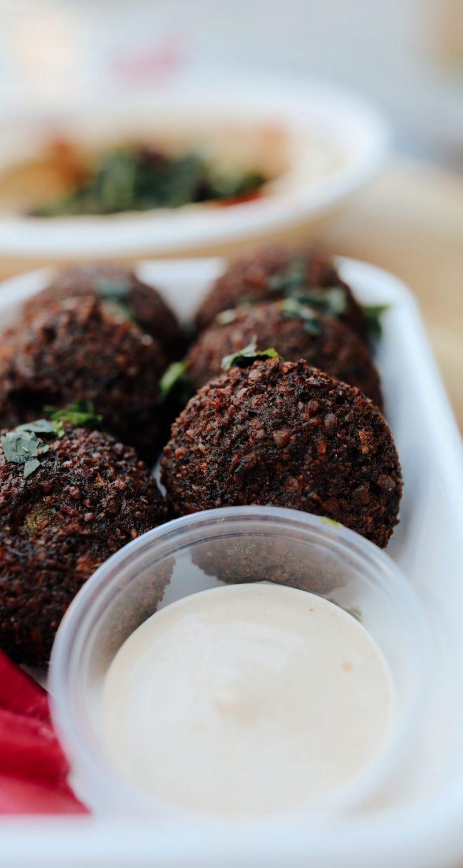 Shawarma Stackz Falafel